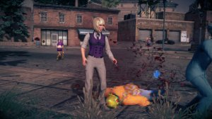 If you're not using Laura Bailey or the cockney guy for your Saints Row 4 boss I don't know what's wrong with you.