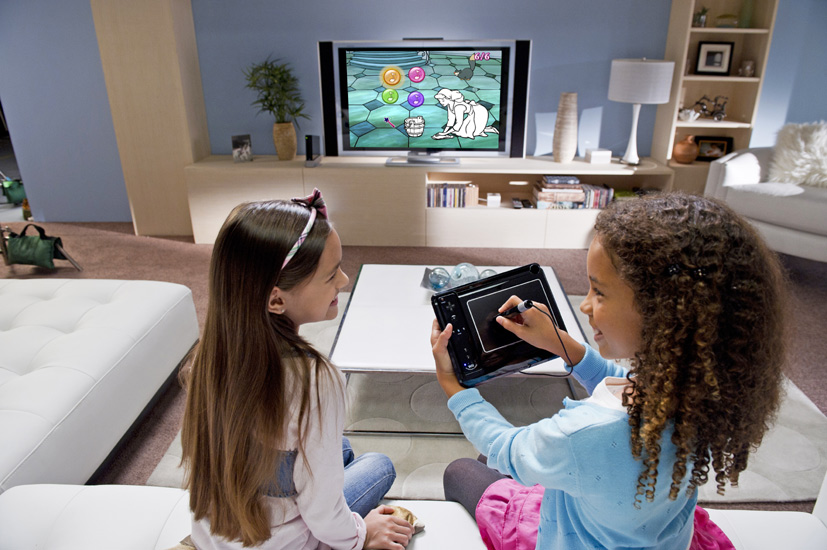 Thq expands udraw gaming tablet to xbox 360, ps3 | technology news.