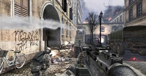 I don't even know which Call of Duty game this screenshot is from and I have played all of them since Modern Warfare.