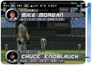Well thanks to this game I just remembered Chuck Knoblauch's career and got really depressed.