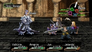 "The concept of the ""einherjar"" in Norse Mythology draws from similar concepts, and was featured in the Valkyrie Profile series, which would be meaningful if anyone played Valkyrie Profile games."