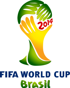 Why are there so many hands on this logo? If there's one thing I know about soccer it's that this logo should get a penalty.