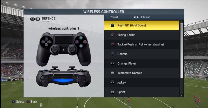 """FIFA 14 spells it """"defence"""".  That's pretty fuckin' precious."""