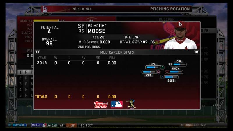 Moosepitch