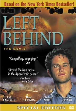 """I spent a long time trying to find the source for this """"compelling, engaging"""" quote to find the context. I suspect it was probably said by Kirk Cameron in an interview that happened to be televised on CNN."""